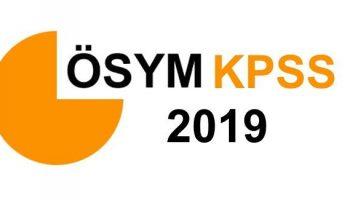 2019 KPSS ÖĞRETMENLİK BAŞARIMIZ