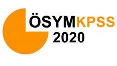 2020 KPSS ÖĞRETMENLİK BAŞARIMIZ