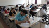 YKS Öğrencilerimiz Sınav Provasında