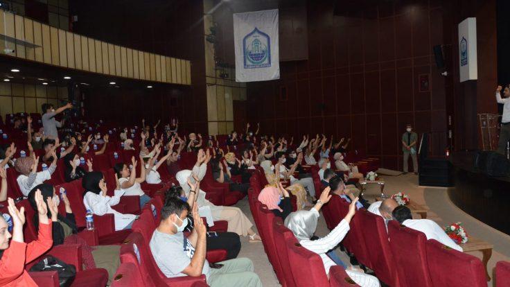 YKS Öğrencilerimize Sınav Kaygısı ve Genel Tekrar Semineri