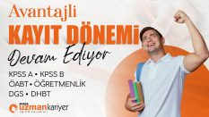 KPSS / ÖĞRETMENLİK / ÖABT / DGS / DHBT KAYIT DÖNEMİ