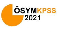 2021 KPSS Türkiye Derecelerimiz